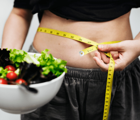 How I Ditched Diets and Lost100lbs
